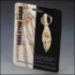 Hand Anatomical Key Ring