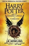 Harry Potter and the Cursed Child - Parts One and Two (Special Rehearsal Edition) - The Official Script Book of the Original Wes