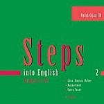 Steps into English 2 Opiskelijan CD