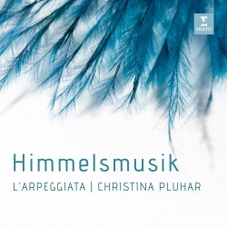 Arpeggiata: Himmelsmusik - Kansikuva