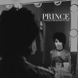 Prince: Piano & microphone 1983 - kansikuva