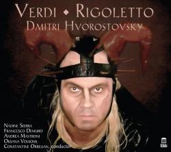 Verdi, Giuseppe: Rigoletto - kansikuva