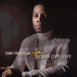 Kansikuva Franklin, Kirk: Long live love
