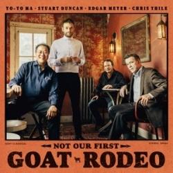 Kansikuva Ma, Yo-Yo: Not our first goat rodeo