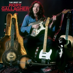 Kansikuva The best of Rory Gallagher