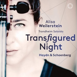 Weilerstein, Alisa: Transfigured night - Kansikuva