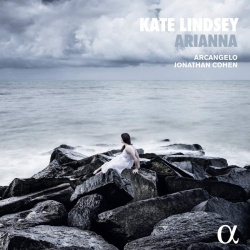 Kansikuva Lindsey, Kate: Arianna