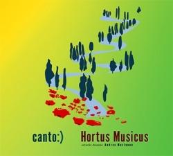 Hortus Musicus: Canto:) - Kansikuva