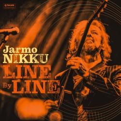 Nikku, Jarmo: Line by line - Kansikuva