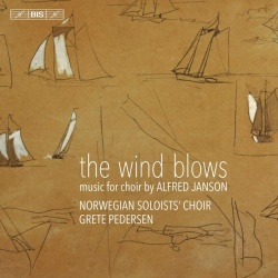 Janson, Alfred: The wind blows - Kansikuva