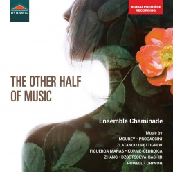 Ensemble Chaminade: The other half of music - Kansikuva
