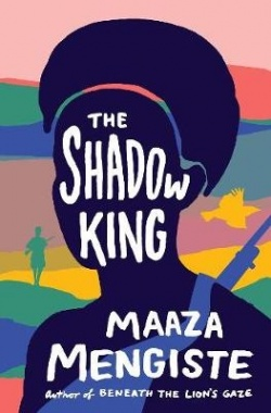 Maaza Mengisten teoksen The Shadow King kansikuva