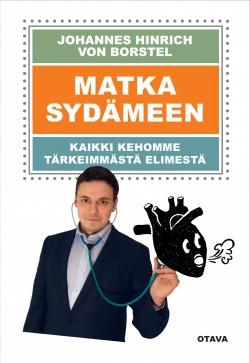 Teoksen Matka sydämeen kansikuva.