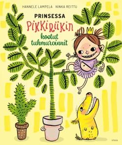 Prinsessa Pikkiriikin kootut tuhmuroinnit: kansikuva