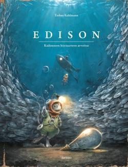 Kansikuva Edison : kadonneen hiiriaarteen arvoitus