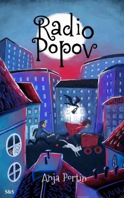Radio Popov kirjan kansi