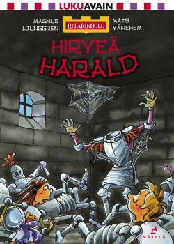 Kansikuva Hirveä Harald
