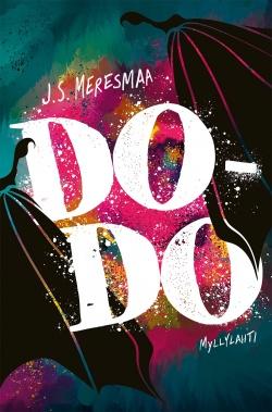 J.S.Meresmaan Dodo teoksen kansikuva