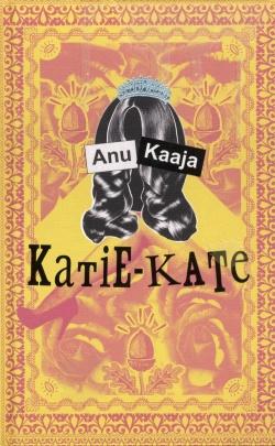 Romaanin Katie-Kate kansikuva
