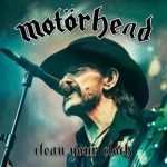 MOTÖRHEAD - CLEAN YOUR CLOCK CD+DVD (CD)