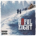 The Hateful Eight (soundtrack cd)
