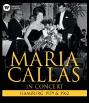 Callas In Concert : Hamburg 1959 and 1962 (Blu-ray)