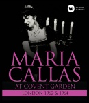 Maria Callas At Covent Garden 1962 and 1964 (Blu-ray)
