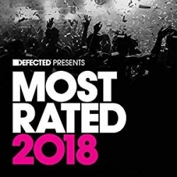 Defected presents most rated 2018 (3cd)
