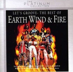 EARTH, WIND AND FIRE - LET'S GROOVE-THE BEST OF (CD)