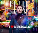 JÖBACK PETER - I LOVE MUSICALS (CD)