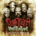 LORDI - MONSTEREOPHONIC-THEATERROR... (CD)