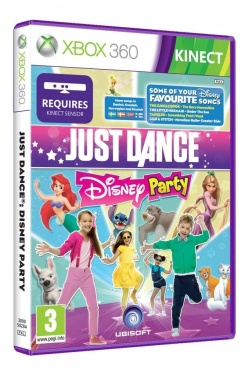 Just Dance Disney Party (XBOX360)