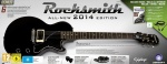 Rocksmith 2014 Guitar Bundle (XBOX360)