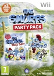 Compil Smurfs 1+2  (WII)