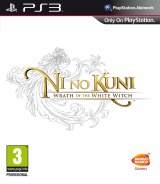 NI NO KUNI Wrath Of The White Witch (PS3)