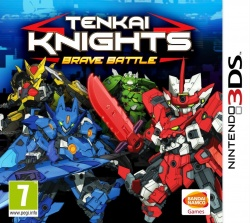Tenkai Knights: Brave Battle (3DS)