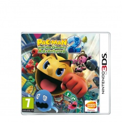 Pac-Man and the Ghostly Adventures 2 (3DS)