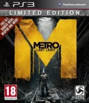 Metro Last Light Limited Edition (PS3)