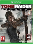 Tomb Raider Definitive Edition - taidekirjalla (XBOXONE)