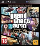 GTA Episodes from Liberty City (PS3)