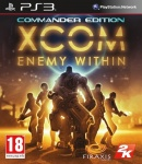 XCOM: Enemy Within Commander's Edition (PS3)