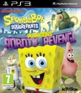 Spongebob Squarepants Plankton's Robotic Revenge (PS3)