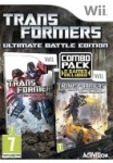 Transformers Ultimate Battle Edition Combo Pack (Wii)