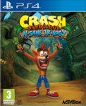 Crash bandicoot : N. sane trilogy : PlayStation 4