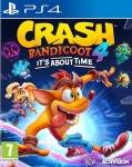 Crash bandicoot 4 : it's about time : PlayStation 4