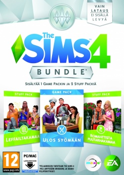 The Sims 4 Bundlepack 5 FI (PC)