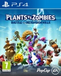 Plants vs. zombies : battle for neighborville : PlayStation 4