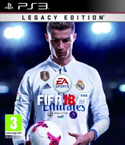 FIFA 18 : PlayStation 3