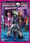 Monster High : Monsterit määrää (dvd)