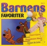 BARNENS FAVORITER VOL 3